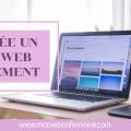 créer site internet blog