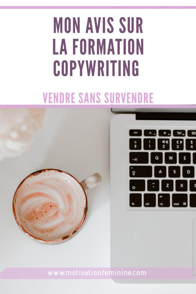 mon avis sur la formation copywriting