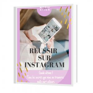 Ebook réussir sur Instagram